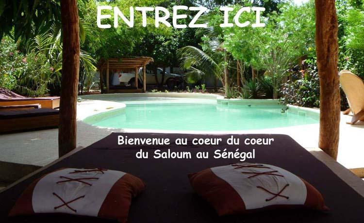 Restaurant Le Saloum A Saly Hotel
